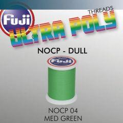 Ata matisaj Fuji Dull #50/100m- Med Green 004