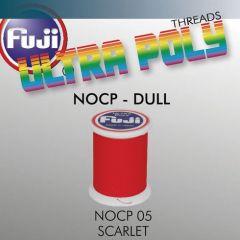 Ata matisaj Fuji Dull #50/100m- Scarlet 005