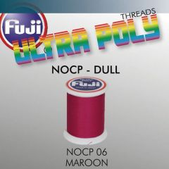 Ata matisaj Fuji Dull #50/100m- Maroon 006