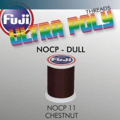 Ata matisaj Fuji Dull #50/100m- Chestnut 011