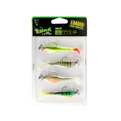 Shad Fox Rage Mini Fry Loaded 7cm, Mixed Colours