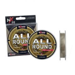 Fir monofilament Colmic All Round NX50 0.189mm/4.5kg/150m