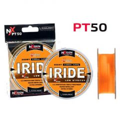 Fir monofilament Colmic Iride PT50 0.14mm/2.2kg/300m