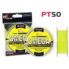 Fir monofilament Colmic Omega PT50 0.25mm/7.4kg/300m