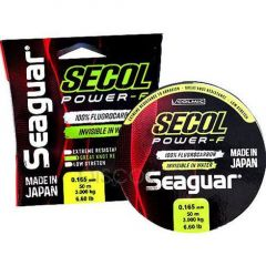 Fir fluorocarbon Colmic Seaguar Secol Power-F 0.285mm/8kg/50m