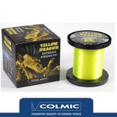 Fir monofilament Colmic Yellow Dragon 0,47mm/30lbs/600m