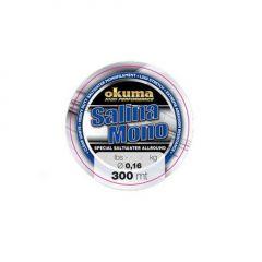 Fir monofilament Okuma Salina 0.35mm/10.8kg/300m