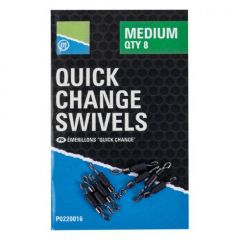 Varteje Preston Quick Change Swivels - Medium