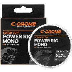 Fir monofilament Preston C Drome Power Rig Mono 0.27mm/150m