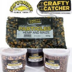 Seminte Crafty Catcher Hemp & Maize 500gr