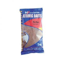Nada Colmic Atomic Baits River Magic 1kg