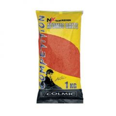 Nada Colmic Atomic Baits Cavedano Rossa 1kg