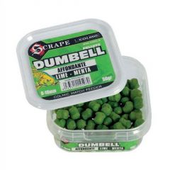 Dumbells Colmic Sinking 8-10mm/50g, Lime Menta