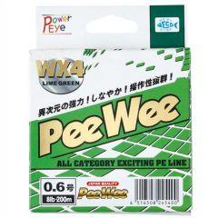 Fir textil Tailwalk Power Eye Pee Wee WX4 0.153mm/4.54kg/150m