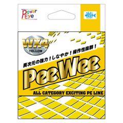 Fir textil Tailwalk Power Eye Pee Wee WX4 Yellow 0.108mm/3.6kg/150m
