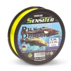 Fir monofilament Sanger SensiTec Pilk&Dorsch 0.45mm
