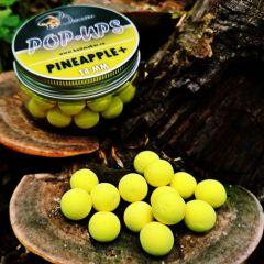 Boilies Baitmaker Pop-Ups 14mm - Pineapple+