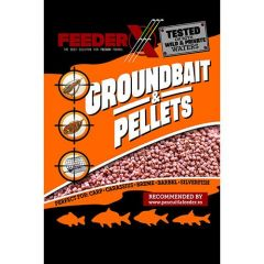 Pelete FeederX Krill 2mm