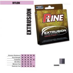 Fir monofilament P-Line Extrusion Smoke Silver  0,13mm/2,77kg/150m
