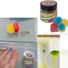 Benzar Mix Pom Pom Bait Squid Octopus