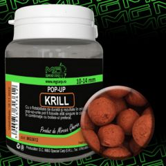 Boilies MG Special Carp Pop-up Krill 10-14mm