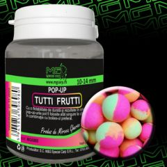 Boilies MG Special Carp Pop-Up Tutty Frutty 10-14mm