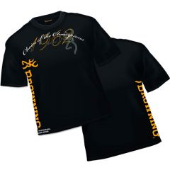 Tricou Browning T-Shirt Exclusive Black XXL