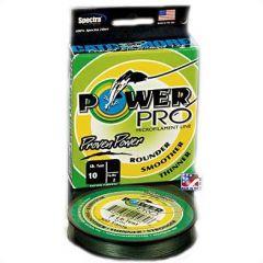 Fir textil PowerPro Moss Green 0,08mm/135m