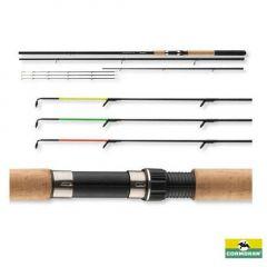 Lanseta feeder Cormoran Profiline 3.60m/180gr, 3+3