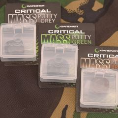 Gardner Critical Mass Tungsten Putty - Brown