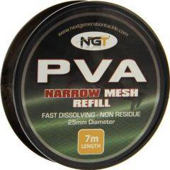 Rezerva plasa solubila PVA ( refill ) NGT Narrow 25mm/7m