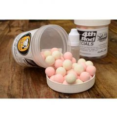 Boilies Solar Pop-Up Pink and White Top Banana 14mm