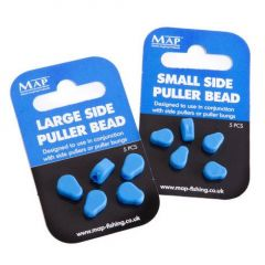 Map Side Puller Beads Large