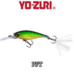 Vobler Yo-Zuri 3DB Shad 7cm/10g, culoare PFT