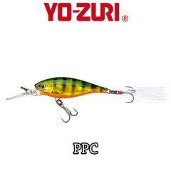 Vobler Yo-Zuri 3DB Shad 7cm/10g, culoare PPC