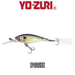 Vobler Yo-Zuri 3DB Shad 7cm/10g, culoare PSSH