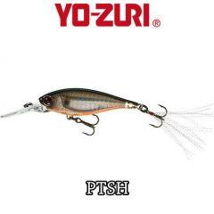 Vobler Yo-Zuri 3DB Shad 7cm/10g, culoare PTSH