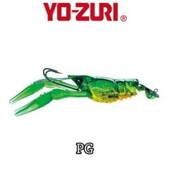 Creature Bait Yo-Zuri 3DB Crayfish SS 7.5cm/23g, culoare PG