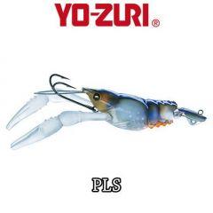 Creature Bait Yo-Zuri 3DB Crayfish SS 7.5cm/23g, culoare PLS