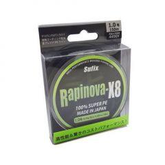 Fir textil Sufix Rapinova Lemon Green 0.165mm/8.5kg/150m