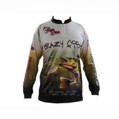 Bluza Crazy Fish Fantasy marime 2XL