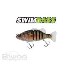 Swimbait Biwaa Swimbass 15cm, culoare Real Perch