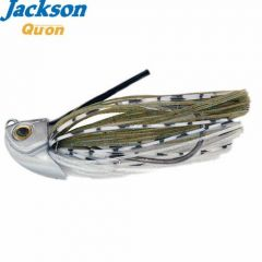 Jackson Qu-On Verage Swimmer Jig 3/8oz, culoare RHS