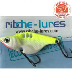 Cicada Ribche Lures Rib 1 4.5cm/8g, culoare Red Head SFC