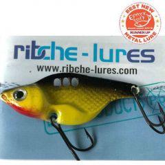 Cicada Ribche Lures Rib 1 4.5cm/8g, culoare Fire Perch