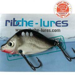 Cicada Ribche Lures Rib 3 5cm/16g, culoare Silver Perch