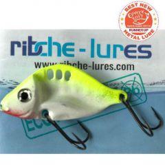 Cicada Ribche Lures Rib 3 4.5cm/8g, culoare Red Head SFC