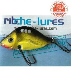 Cicada Ribche Lures Rib 3 4.5cm/8g, culoare Fire Perch