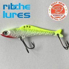 Cicada Ribche Lures Rib 4 7.5cm/16g, culoare SFC