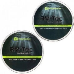 Fir textil RidgeMonkey RM-Tec Braided Mainline 0.35mm/30lb/1200m